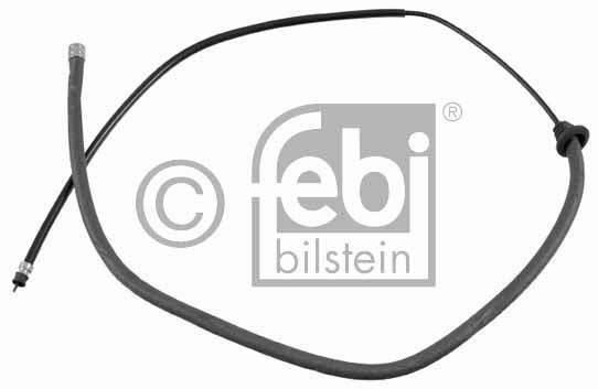 Câble flexible de commande de compteur