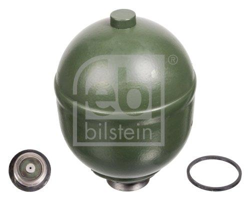 Accumulateur de pression, suspension/amortissement