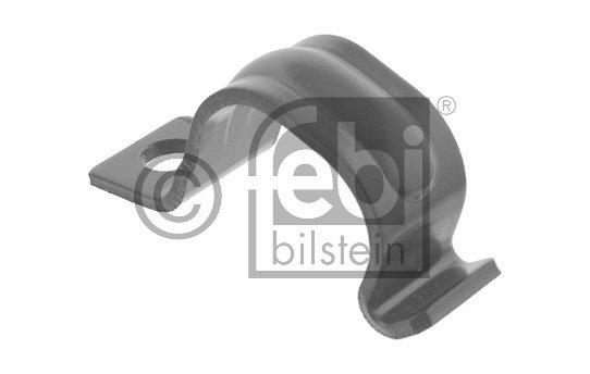 Support, suspension du stabilisateur