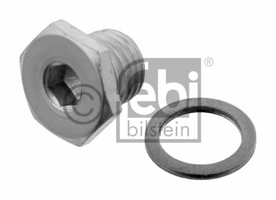 carter dhuile Febi-Bilstein 38218 Vis-bouchon