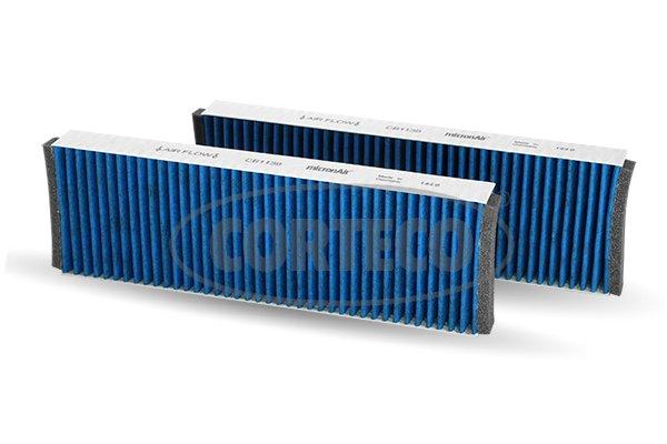 Filtre d'habitacle Micronair BLUE