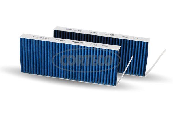 Filtre d'habitacle Micronair BLUE X2