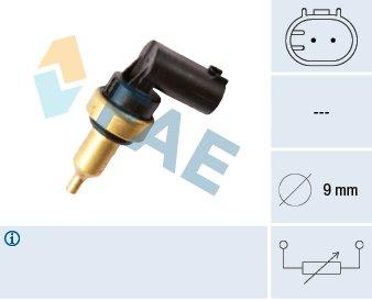 Capteur, température de la culasse