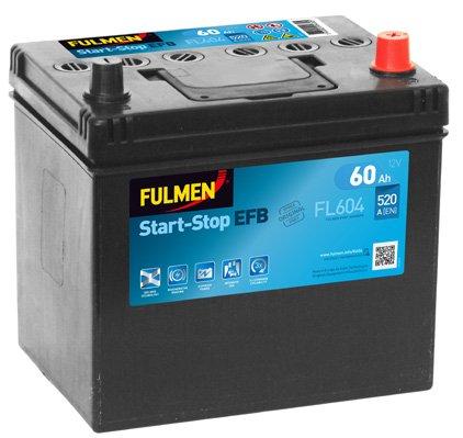 Batterie de démarrage FULMEN Start-Stop EFB