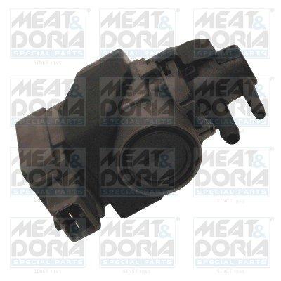 Transmetteur de pression, contrôle des gaz d'échappement