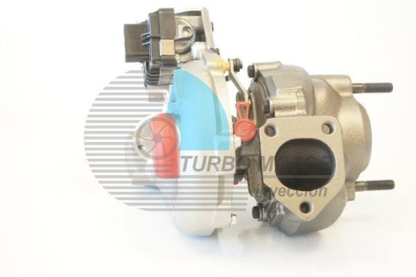 Turbocompresseur, suralimentation
