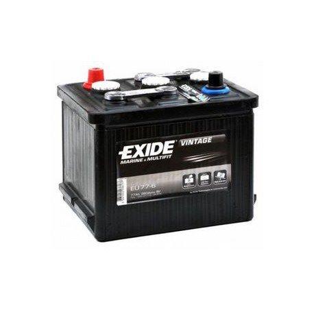 Batterie FULMEN 6V 77Ah