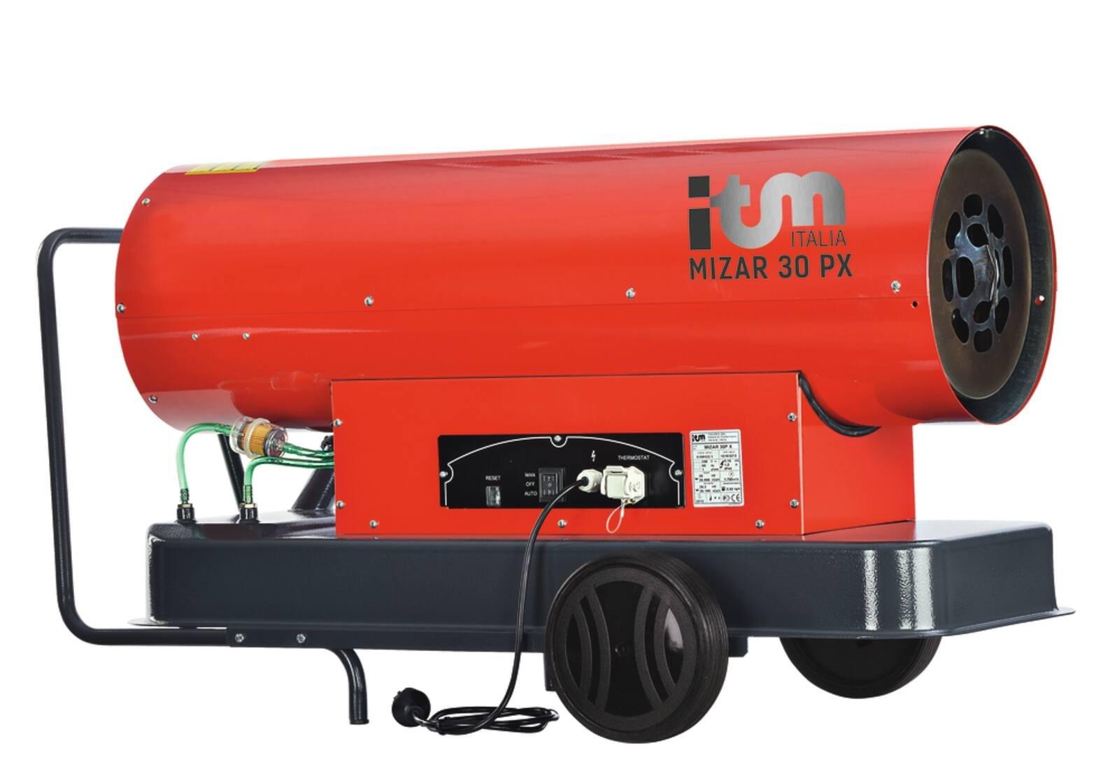 Chauffage GASOIL DIRECT MIZAR PX 30