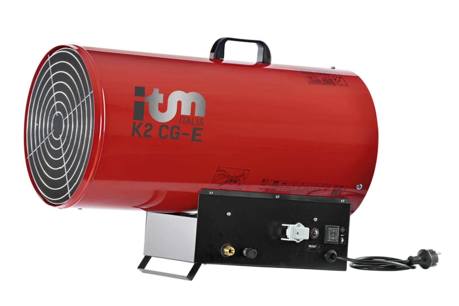 Chauffage GAZ Électronique K2 CG-E 600