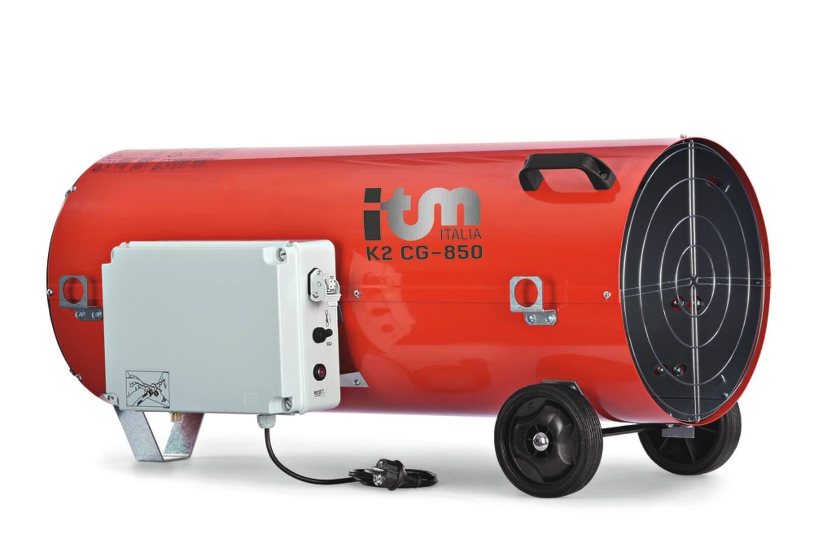 Chauffage GAZ K2 CG 850 M