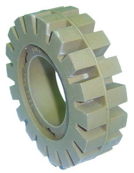 gomme tendre diam 105mm
