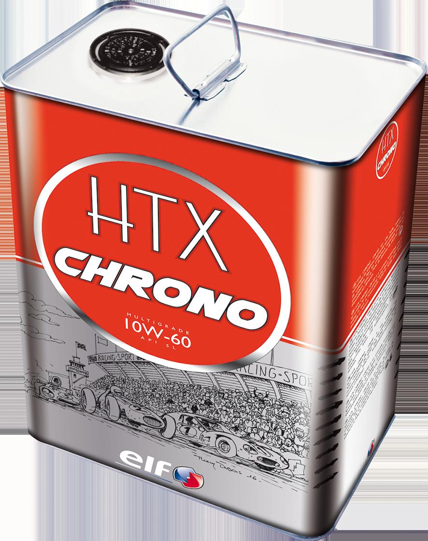 Huile HTX CHRONO 10W60 5L