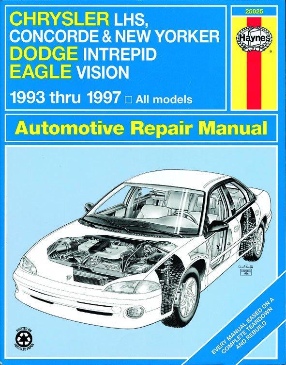 [Manuel US en Anglais] Chrysler LH Series  '93 -  '97