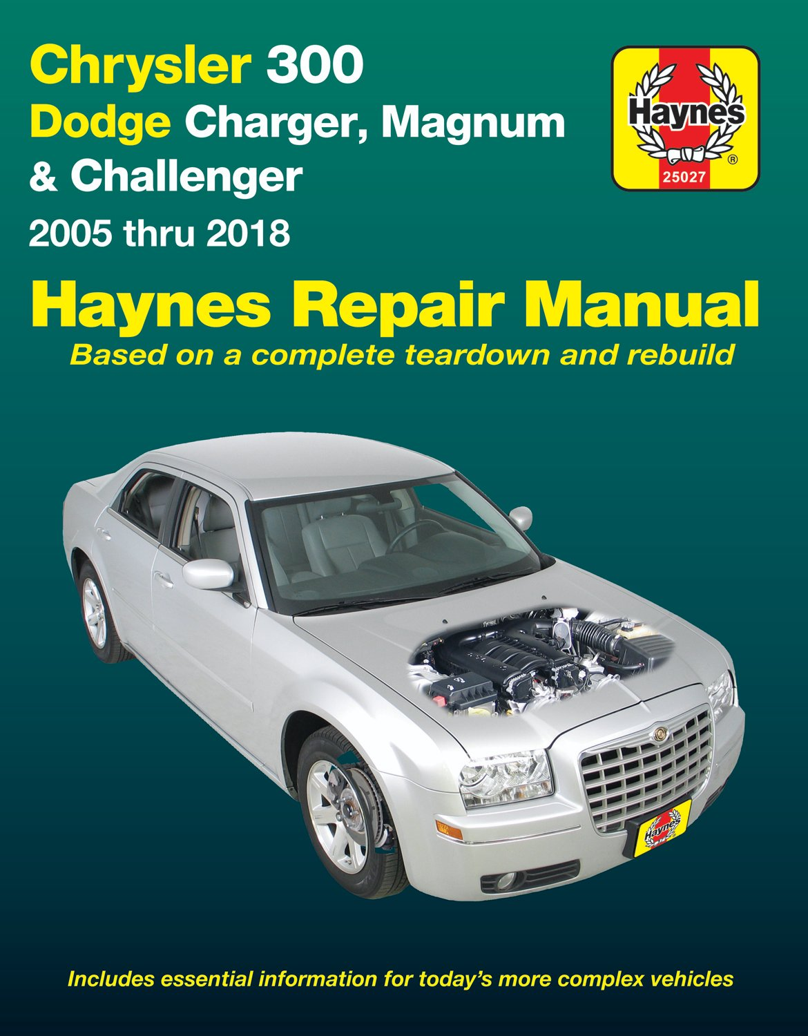 [Manuel US en Anglais] Chrysler 300 Dodge Charger & Magnum  '05 -  '10