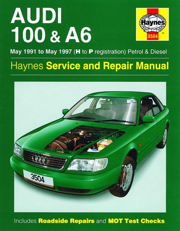 [Manuel UK en Anglais] Audi 100 & A6 Petrol & Diesel  (May 91 - May 97)  H to P