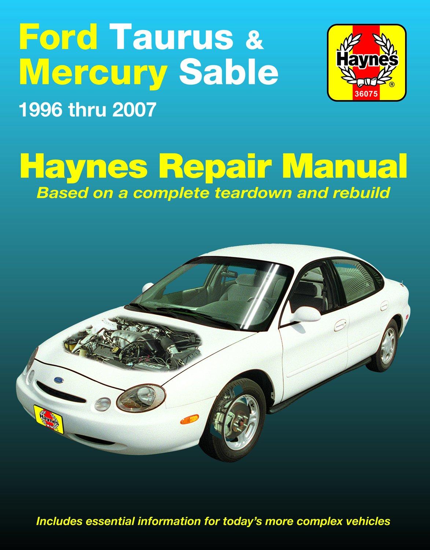 [Manuel US en Anglais] Ford Taurus & Mercury Sable  '96 -  '07