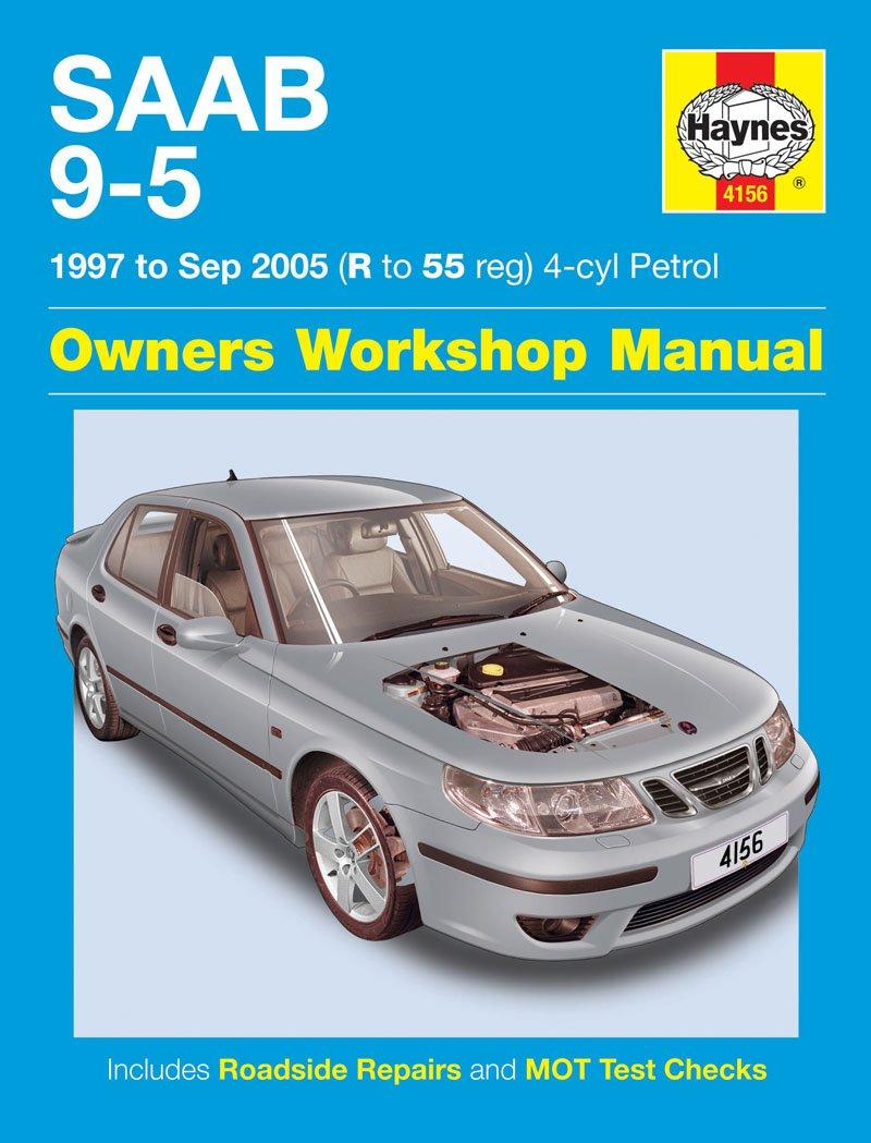 [Manuel UK en Anglais] Saab 9-5 Petrol  (97 - 05)  R to 55
