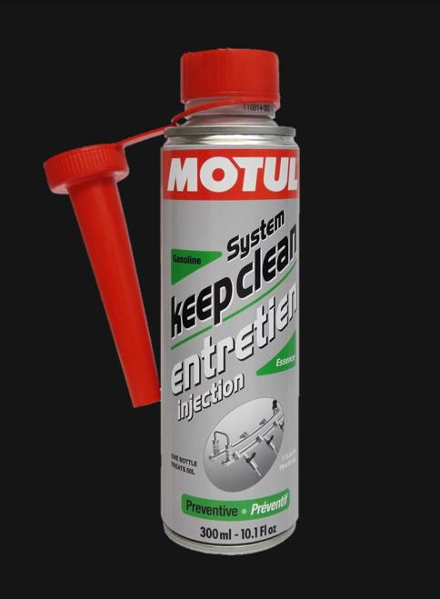 Additif SYSTEM KEEP CLEAN GASOLINE 0.300L