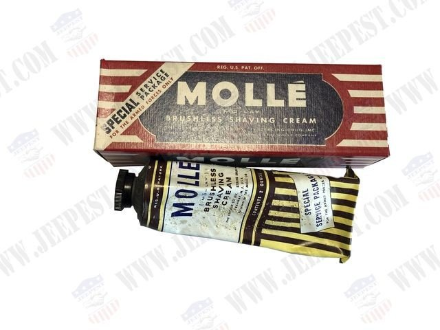 MOUSSE A RASER MOLLE
