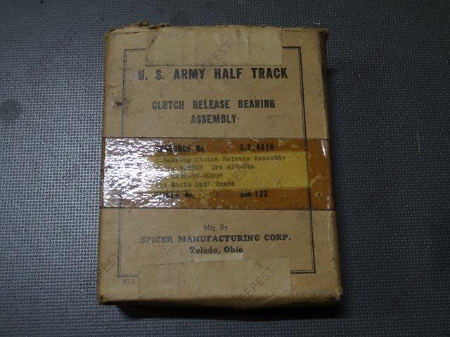 BUTEE EMBRAYAGE HALF TRACK G-102