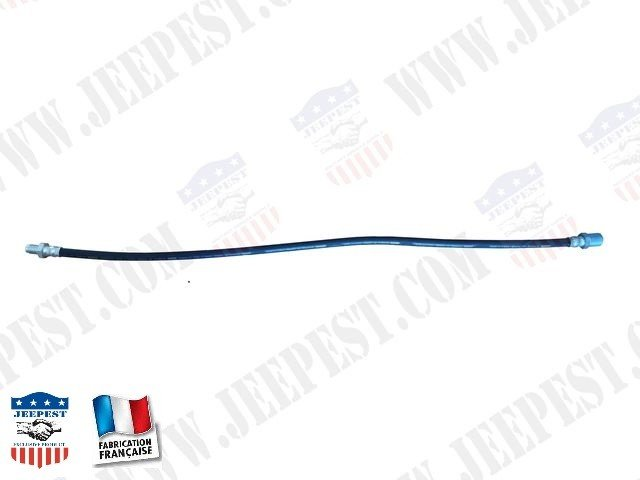 """FLEXIBLE FREIN ARRIERE GMC (4) """"MADE IN FRANCE"""""""