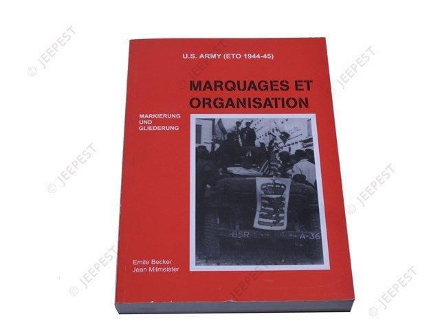 LIVRE MARQUAGES ET ORGANISATION