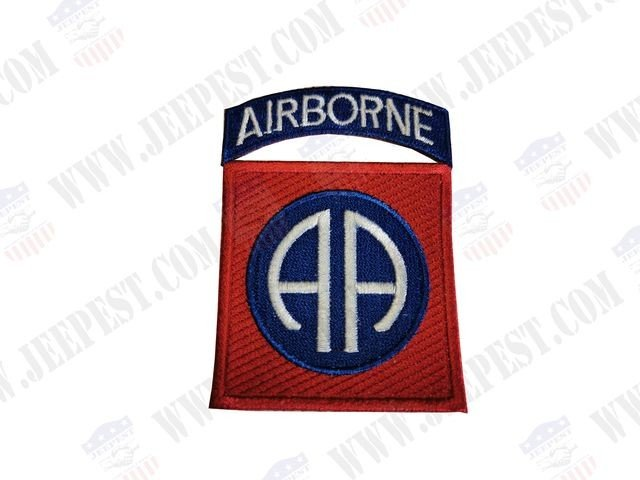 PATCH 82 AIRBORN DIVISION