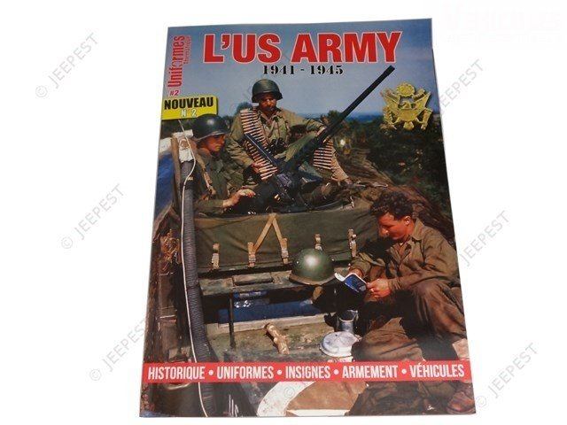 MAGAZINE UNIFORMES TH2 L US ARMY 1941-1945 NET