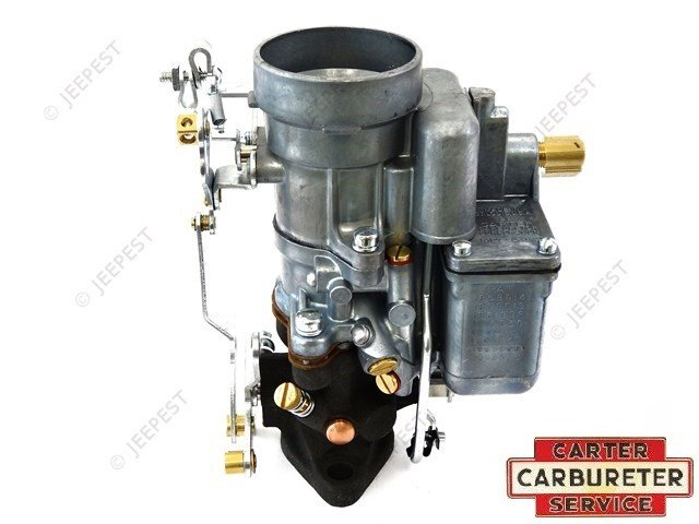 CARBURATEUR CARTER WO JEEP MB/GPW NEUF NET