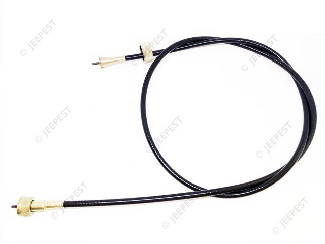 CABLE COMPTEUR COMPLET JEEP MB STANDARD