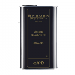 BROUGH SUPERIEUR VINTAGE GEAR OIL 80W90 1L