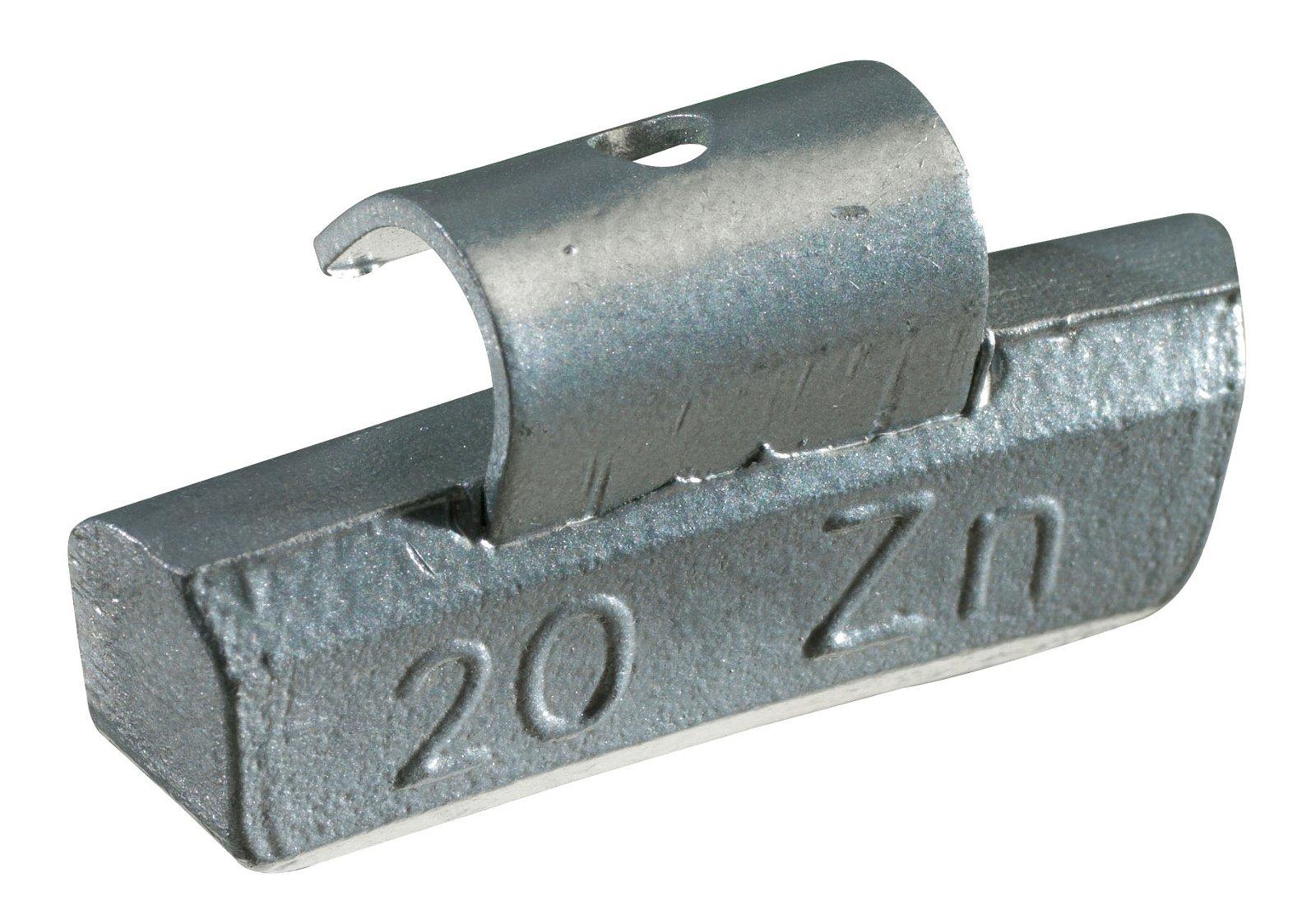Boite de 100 MASSE EQUILIBRAGE 5g pour Jante Aluminium Auto