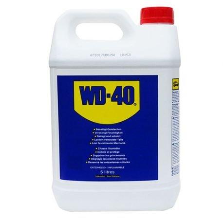 WD40 Produit Multifonction -Bidon de 5L