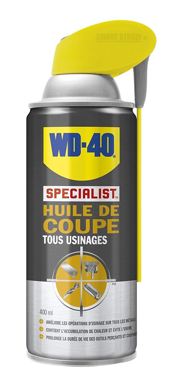 WD40 PRO Huile de coupe 400ML