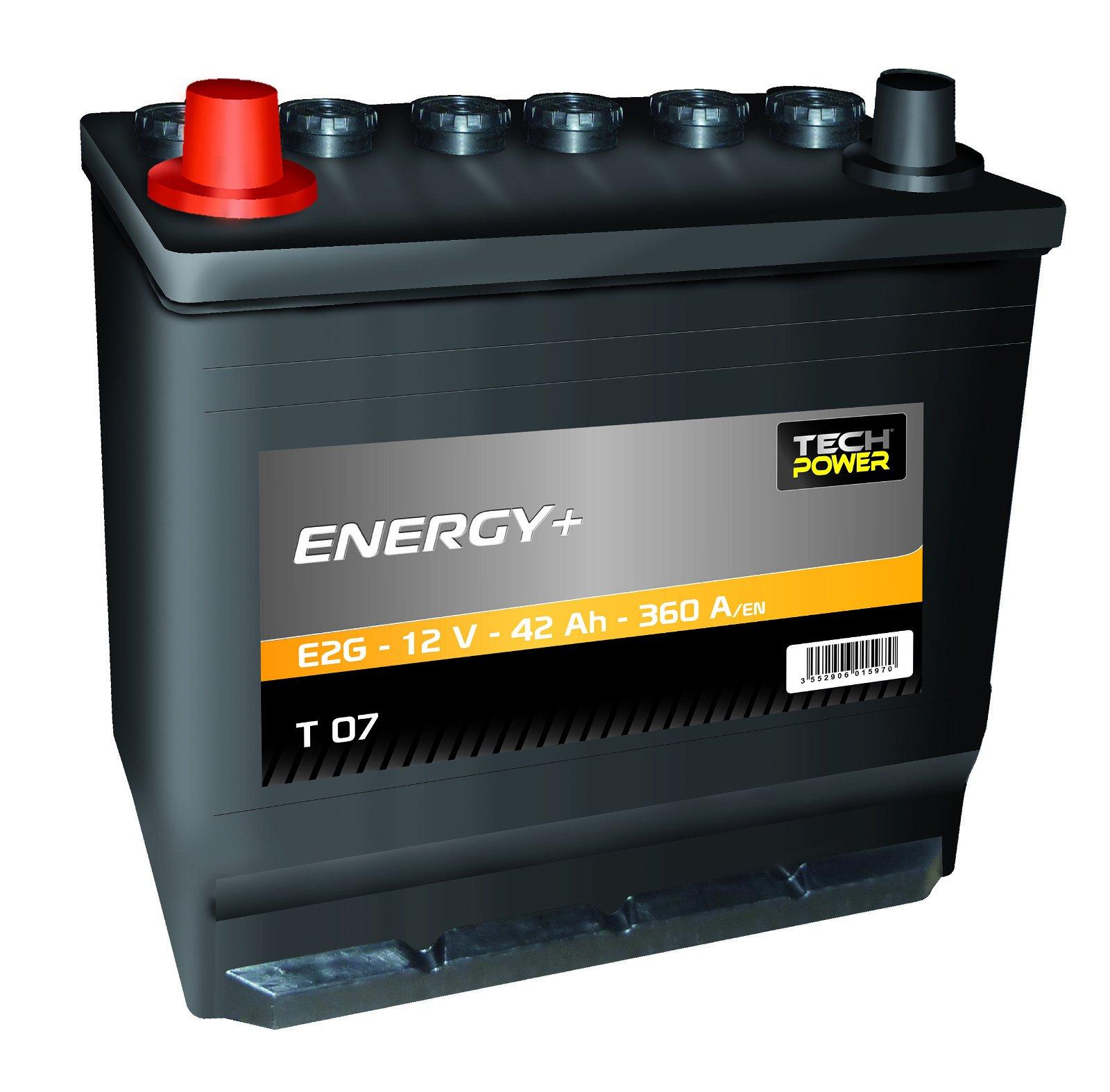 BATTERIE PROXIVOLT ENERGY + 42AH 360AEN +D